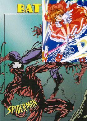Sakura vs Carnage