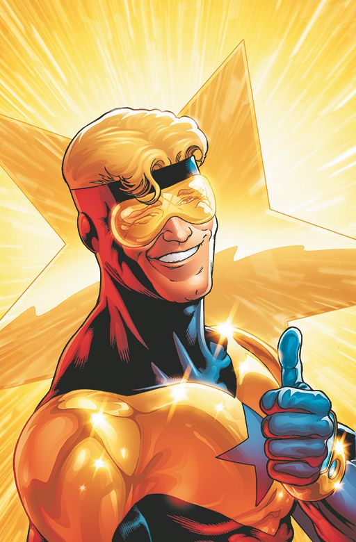 Booster Gold...Star