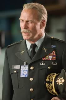 William Hurt as General Ross
