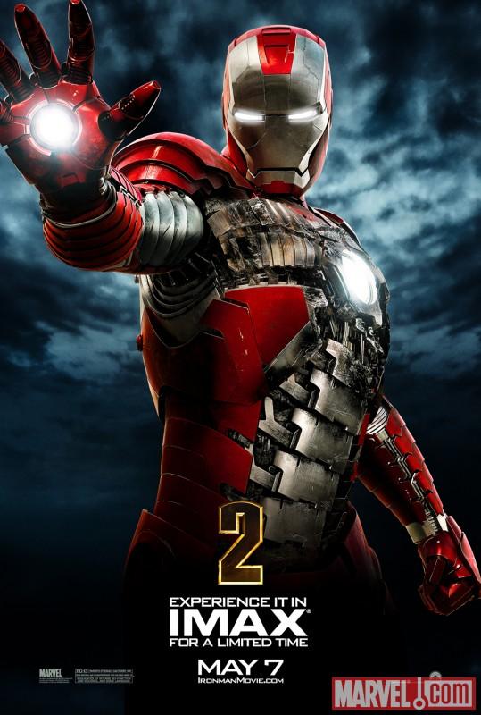 Iron Man 2 Poster (2010)