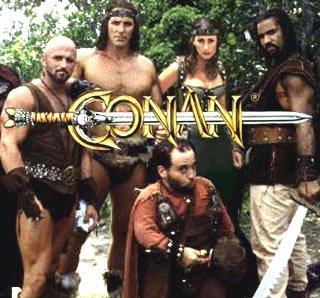 'Conan' TV series