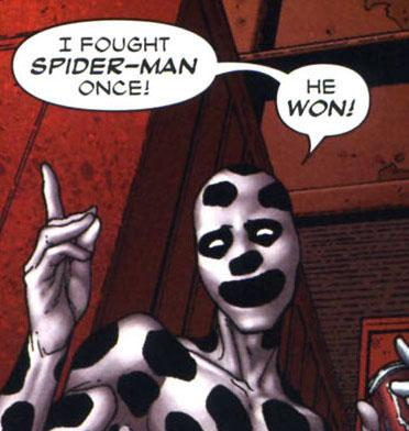 Spider-man Won