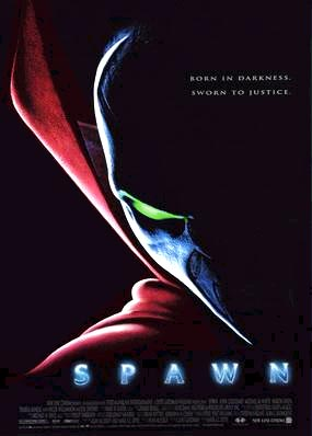 Movie poster for Spawn