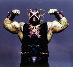 Bane from the Batman and Robin Movie