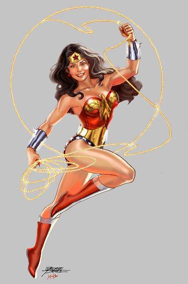 Wonder Woman - Amazon princess