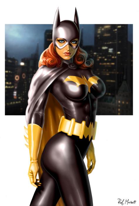 Barbara Gordon - The Real Batgirl