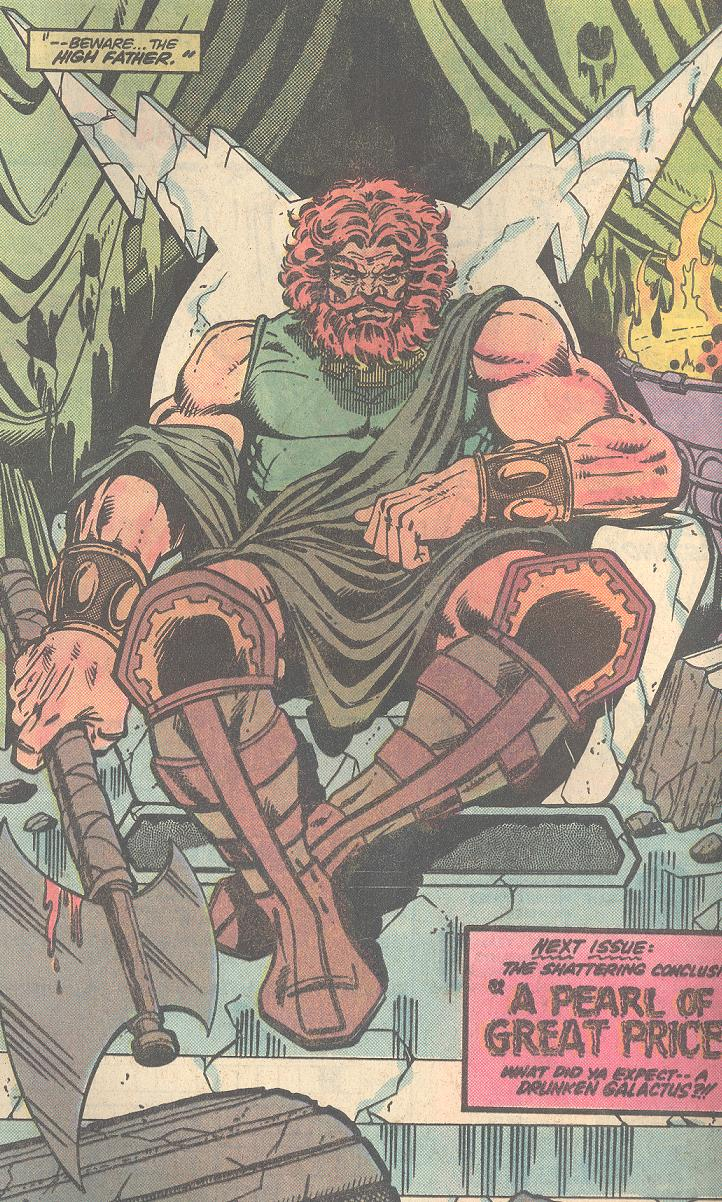 Zeus - Upon the throne of Olympus