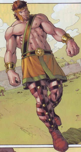 Hercules - Youthful Demigod