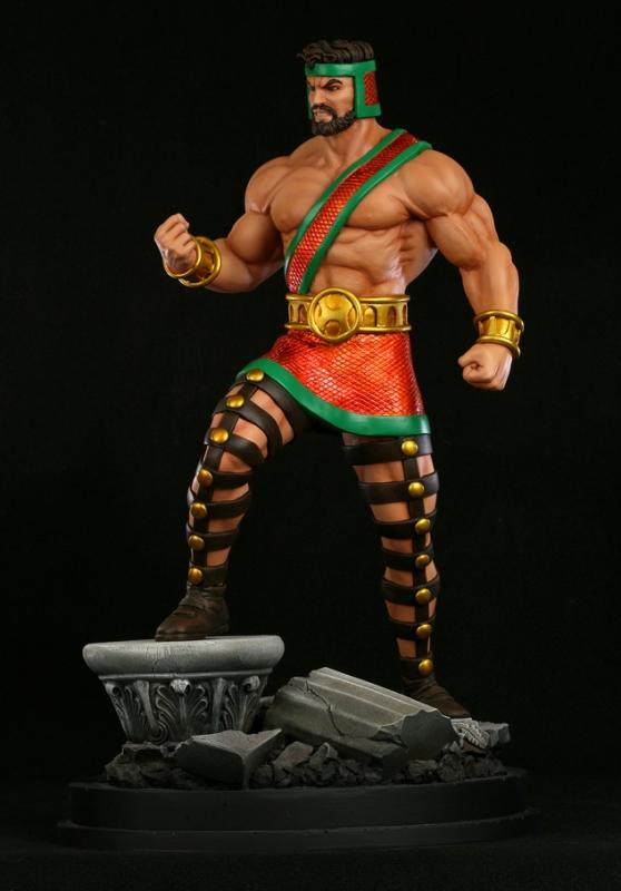 Hercules - Bowen Variant statue
