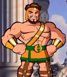 Super Hero Squad Hercules