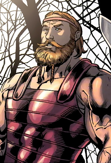 Younger Volstagg