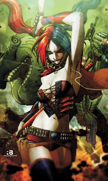 Harley Quinn (Earth-0)