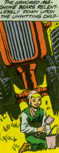 Illyana's first appearance