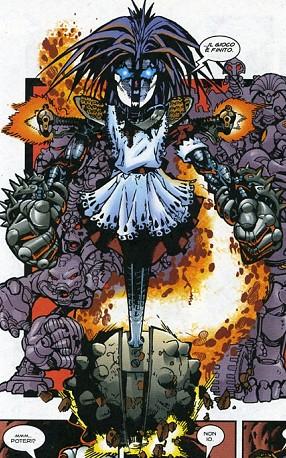 Uncanny X-Men # 347