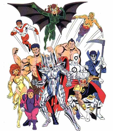 The Mutant Liberation Front