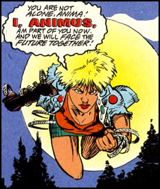 Anima from her first appearance