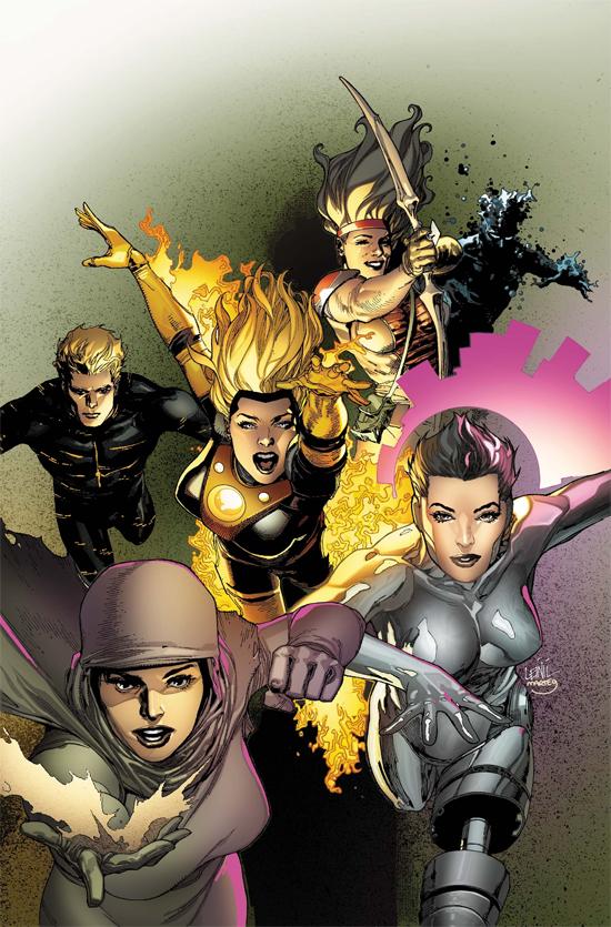 X-Men: Legacy #246