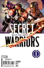 Secret Warriors #7