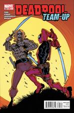 Deadpool Team-Up # 891
