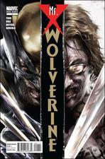 Wolverine/Mr. X #1
