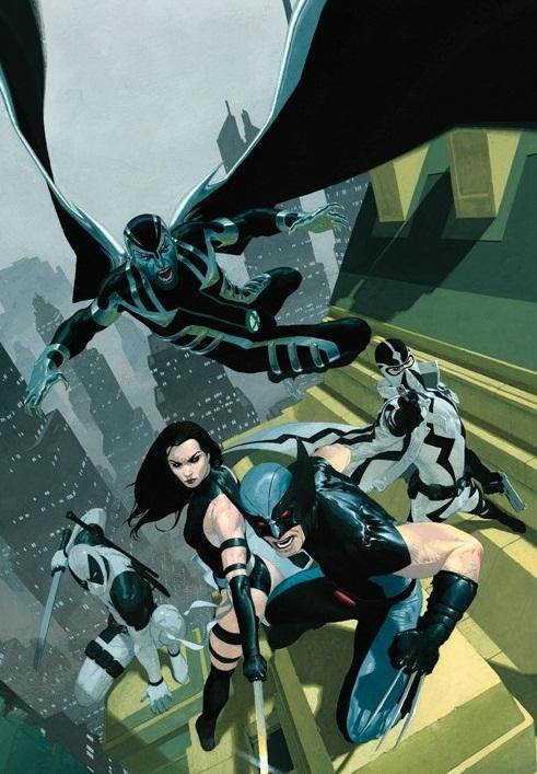 Psylocke joins X-Force