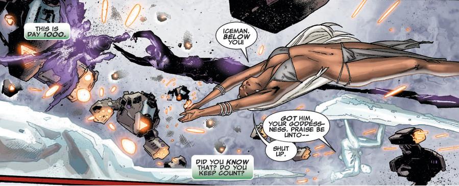 X-Men Legacy #245