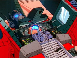 Prime prepares to pass the Matrix on to his successor.