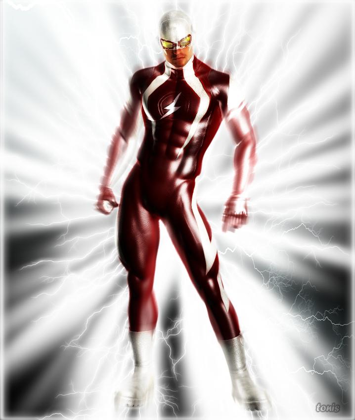 Flash: White Lightning