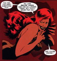 Vampire Barbara