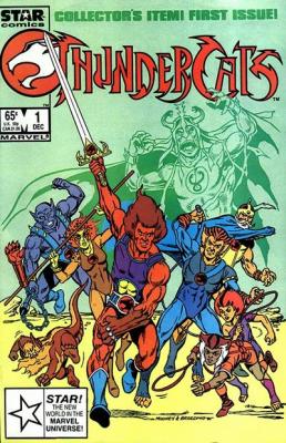 ThunderCats - Marvel Comics run