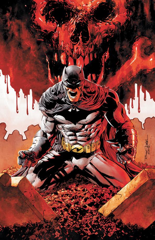 Batman, as he appears today