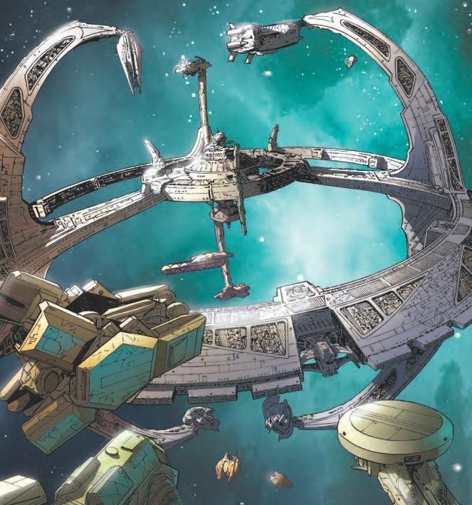 Deep Space Concept