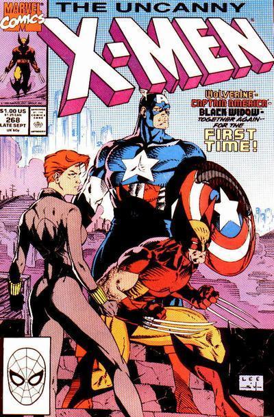 The Uncanny X-Men #268