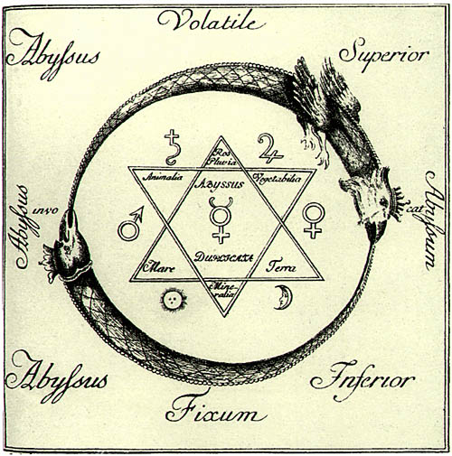Another example of an Ouroboros