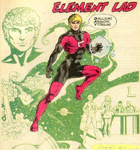Element Lad (Pre-Crisis)