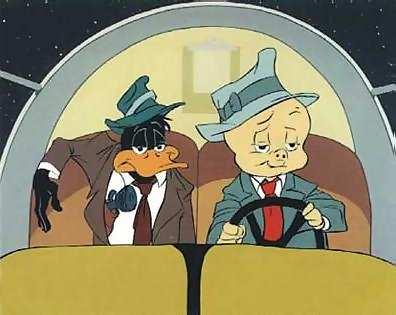 Daffy and Porky