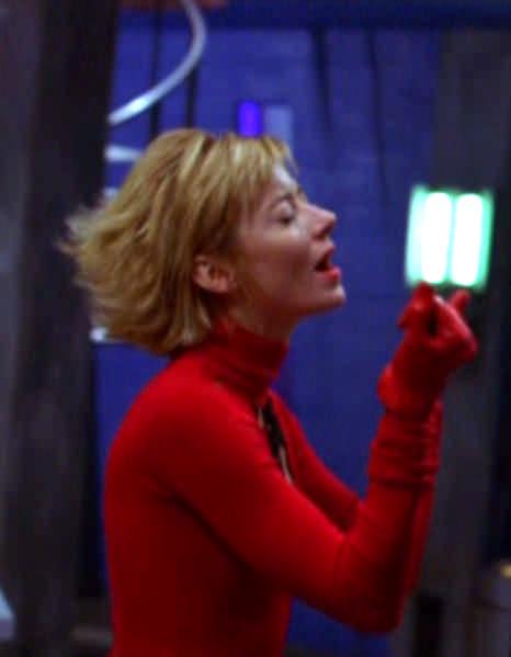 Mia Sara as Harleen Quinzel
