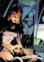 Zatanna during Identity Crisis