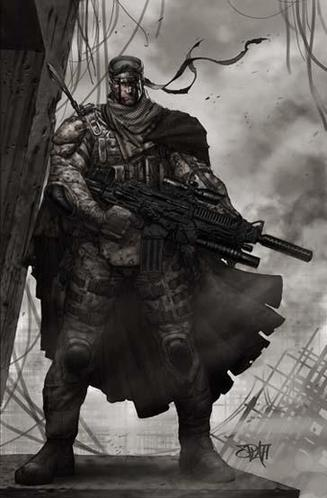 Deathblow: And Then You Live #1