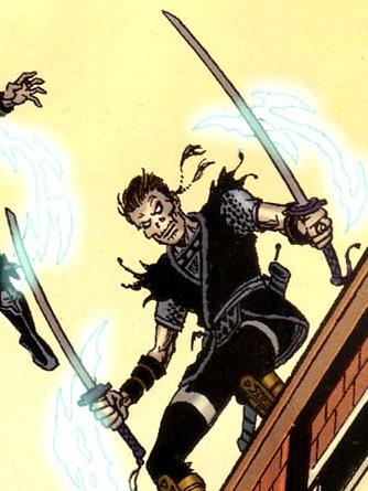 Black Lantern Bushido