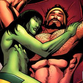 She-Hulk & Hercules