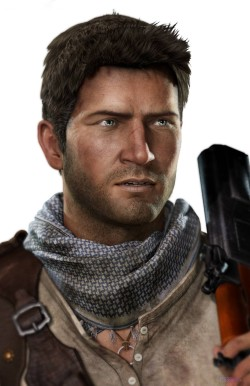 Nathan in Uncharted 3
