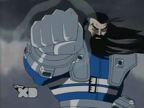 Graviton's Appearance on Avengers: EMH