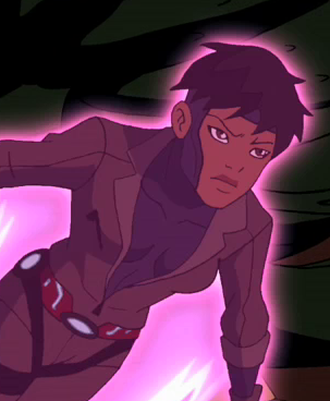 Rocket in Young Justice