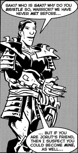 Oroku Yoshi?