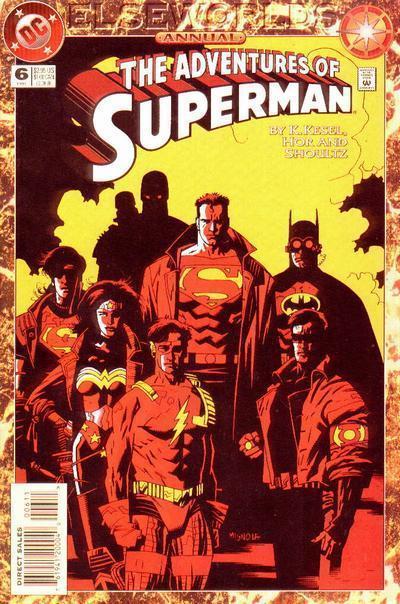 Adventures of Superman Annual #6