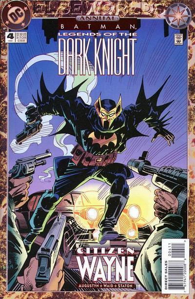 Batman Legends of the Dark Knight Annual #4