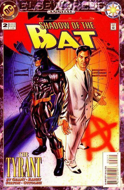 Batman Shadow of the Bat Annual #2