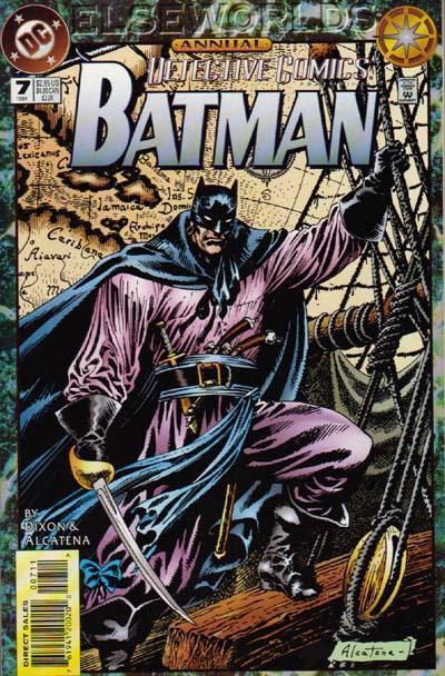 Detective Comics Annual #7