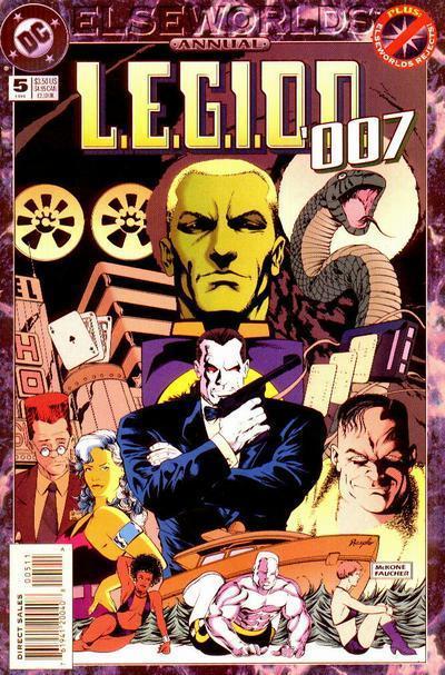 L.E.G.I.O.N. Annual #5